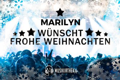 MARILYN-wuenscht-frohe-weihnachten