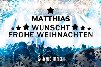 MATTHIAS-wuenscht-frohe-weihnachten