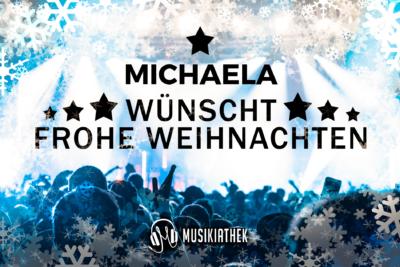 MICHAELA-wuenscht-frohe-weihnachten