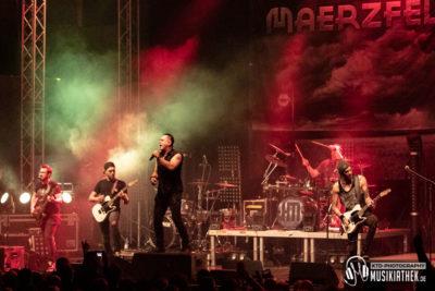 Maerzfeld - Turbinenhalle Oberhausen - 29. Dezember 2018 - 05 Musikiathek midRes