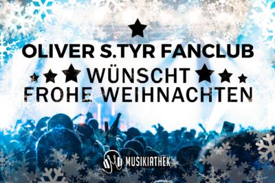 OLIVER S.TYR FANCLUB-wuenscht-frohe-weihnachten