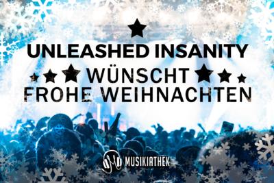 UNLEASHED INSANITY-wuenscht-frohe-weihnachten