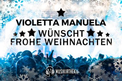 VIOLETTA MANUELA-wuenscht-frohe-weihnachten