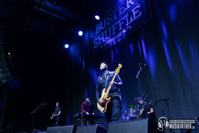 Buster Shuffle - Palladium Köln - 18. Januar 2019 - 003 Musikiathek midRes