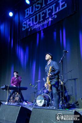 Buster Shuffle - Palladium Köln - 18. Januar 2019 - 005 Musikiathek midRes