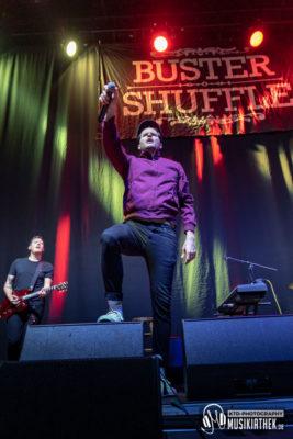 Buster Shuffle - Palladium Köln - 18. Januar 2019 - 006 Musikiathek midRes