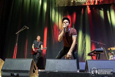 Buster Shuffle - Palladium Köln - 18. Januar 2019 - 007 Musikiathek midRes