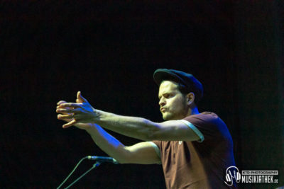 Buster Shuffle - Palladium Köln - 18. Januar 2019 - 015 Musikiathek midRes