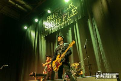 Buster Shuffle - Palladium Köln - 18. Januar 2019 - 016 Musikiathek midRes