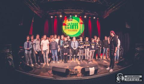 Live / Fotos: SchoolJam Bochum 21.01.2019