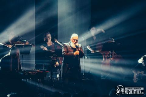 Live / Fotos: Joachim Witt – Christuskirche Bochum – 05.01.2019