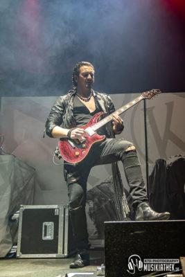 Kissin Dynamite - Mitsubishi Electric Halle Düsseldorf - 25. Januar 2019 - 005 Musikiathek midRes