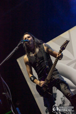 Kissin Dynamite - Mitsubishi Electric Halle Düsseldorf - 25. Januar 2019 - 014 Musikiathek midRes