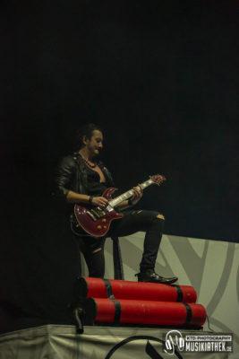 Kissin Dynamite - Mitsubishi Electric Halle Düsseldorf - 25. Januar 2019 - 020 Musikiathek midRes