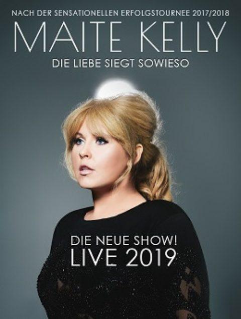 Maite Kelly ist mit ihrem neuen Album auf Tour