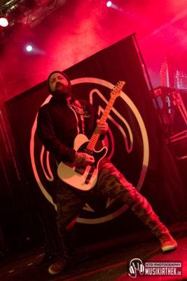 Alien Ant Farm - Essigfabrik Köln - 20. Februar 2019 05 Musikiathek midRes