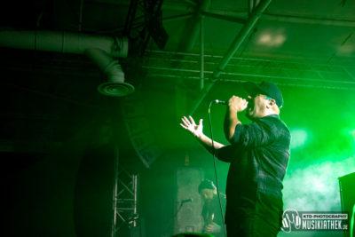 Alien Ant Farm - Essigfabrik Köln - 20. Februar 2019 22 Musikiathek midRes