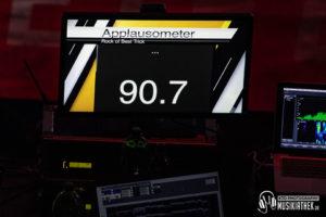Live / Fotos: Night Of Freestyle - ISS Dome Düsseldorf - 09.02.2019