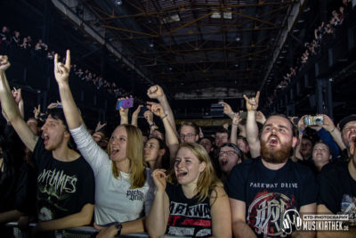 Parkway Drive - Palladium Köln - 08. Februar 2019 - 006 Musikiathek midRes
