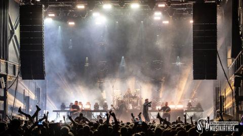 Live / Fotos: Parkway Drive (Support: Thy Art Is Murder + Killswitch Engage) – Palladium Köln – 08.02.2019