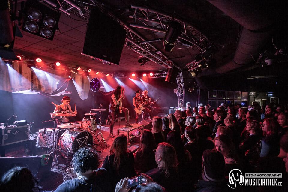 Hell Boulevard - Kubana Siegburg - 28. März 2019 - 003 Musikiathek midRes
