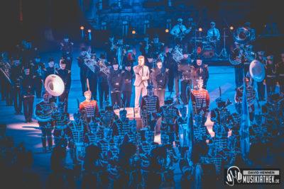 Live / Fotos: Musikparade in der Westfalenhalle Dortmund 14.03.2019