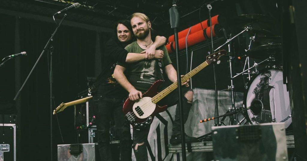 Backstagereportage für König & Meyer: Kissin' Dynamite auf Tour - was passiert hinter den Kulissen?