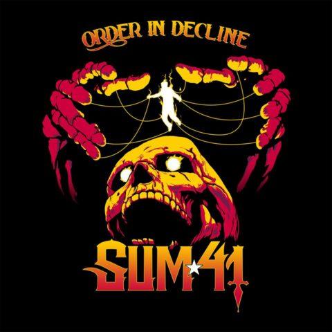 """Sum 41 veröffentlichen ihr siebtes Album """"Order In Decline"""" am 19. Juli 2019"""