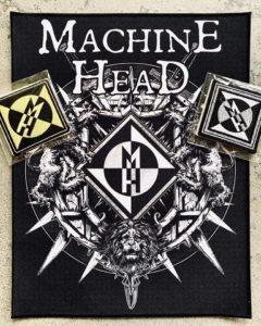 """Machine Head 240x300 - MACHINE HEAD: Robb Flynn veröffentlicht akustische Version von """"Circle The Drain""""!"""