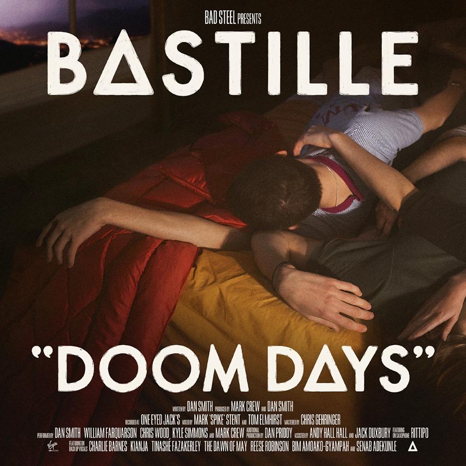 """BASTILLE veröffentlichen ihre neue Single """"JOY"""" und kündigen neues Album """"Doom Days"""" an"""