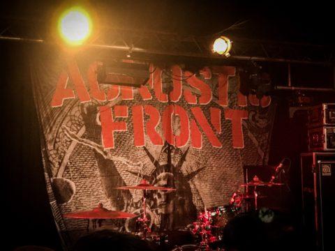 Bericht: Agnostic Front (Support: Staredown) – Musikbunker Aachen – 21.06.2019