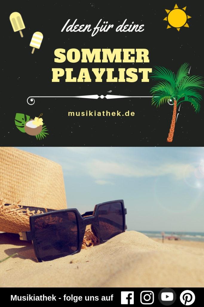 Sommer Playlist Sommerhits