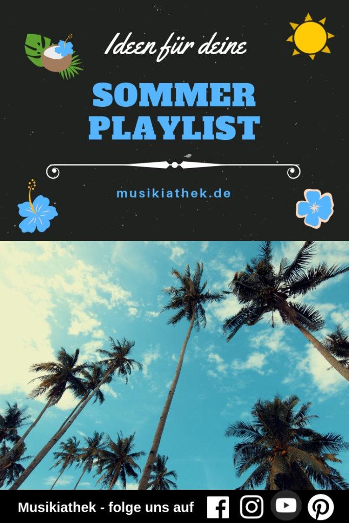 Sommerhits Sommer Playlist