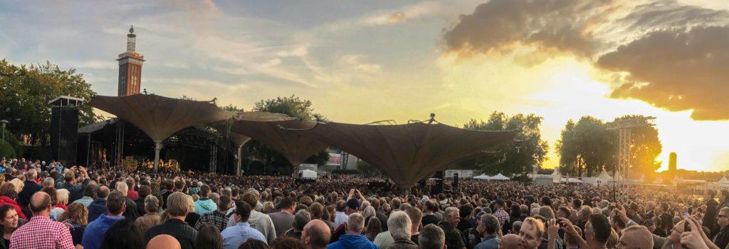 Live / Bericht: ZZ Top - Tanzbrunnen Köln - 09.07.2019