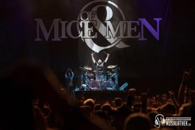 132 - Of Mice & Men - Reload Festival - 23. August 2019 - 142 Musikiathek midRes