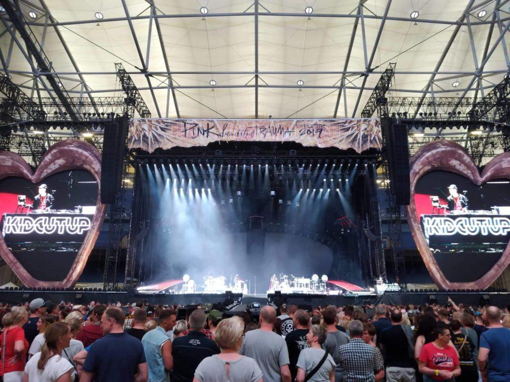 Bericht / Fotos: Pink - Veltins Arena Gelsenkirchen - 09.08.2019