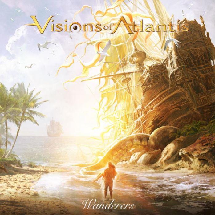 """Visions Of Atlantis veröffentlichen ihr neues Album """"Wanderers"""" am 30. August 2019"""