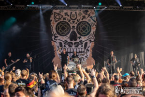 Live / Fotos: Maskenball - 15 Jahre Hämatom 2019