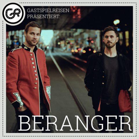 Verlosung: Beranger kommen nach Berlin und ihr könnt Tickets gewinnen!