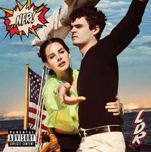 """Lana Del Rey mit ihrem neuen Album """"Norman Fucking Rockwell!"""""""