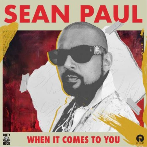 """Sommerfeeling! Sean Paul mit seinem Song """"When It Comes To You"""""""