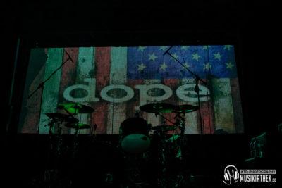 Dope - Essigfabrik Köln - 09. Oktober 2019 - 001 Musikiathek midRes