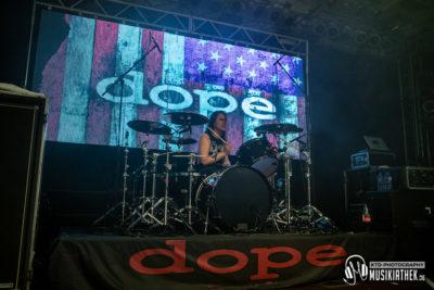 Dope - Essigfabrik Köln - 09. Oktober 2019 - 039 Musikiathek midRes