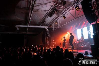Static-X - Essigfabrik Köln - 09. Oktober 2019 - 019 Musikiathek midRes