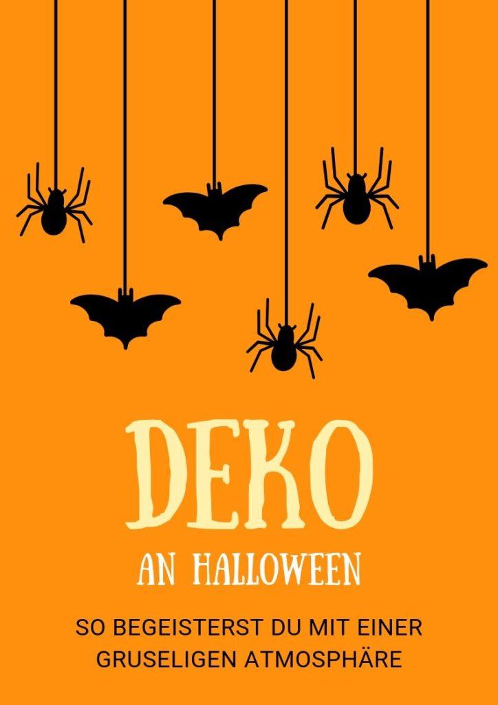 Halloween Party planen - so gelingt deine Halloweenfeier