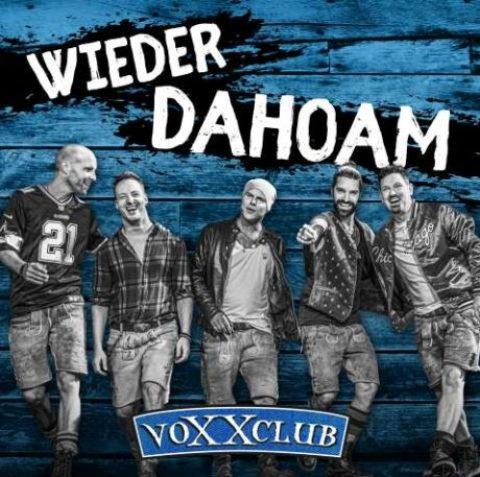 Das neue Album 'Wieder Dahoam' von voXXclub erscheint am 10. Januar