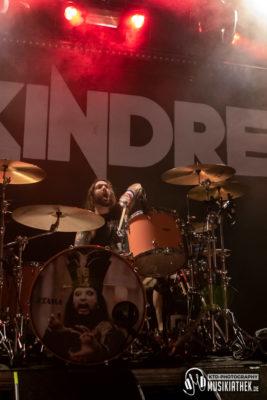 Skindred - Kantine Köln - 30. November 2019 - 004 Musikiathek midRes