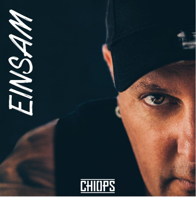"""Chiops veröffentlicht mit """"Einsam"""" einen Song, der unter die Haut geht"""