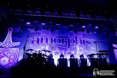 Amorphis Turbinenhalle Oberhausen 31. Januar 2020 001 Musikiathek midRes 400x267 - Fotos: Amorphis - Turbinenhalle Oberhausen - 31.01.2020