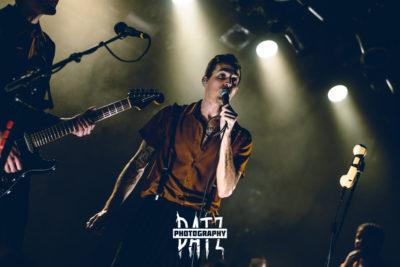 Live / Fotos: The Maine - SO36 Berlin - 09.02.2020